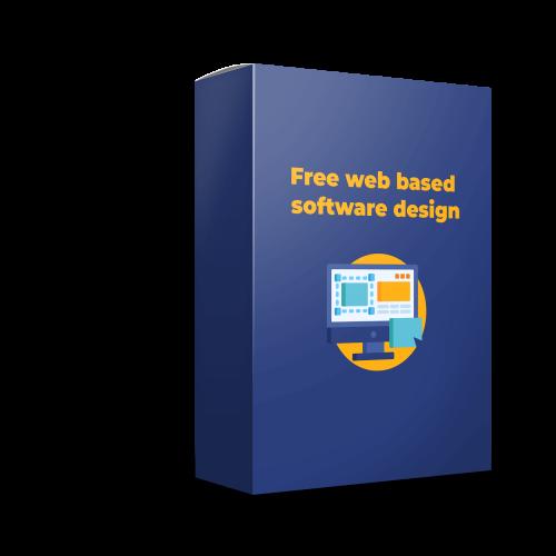 Free web based software design